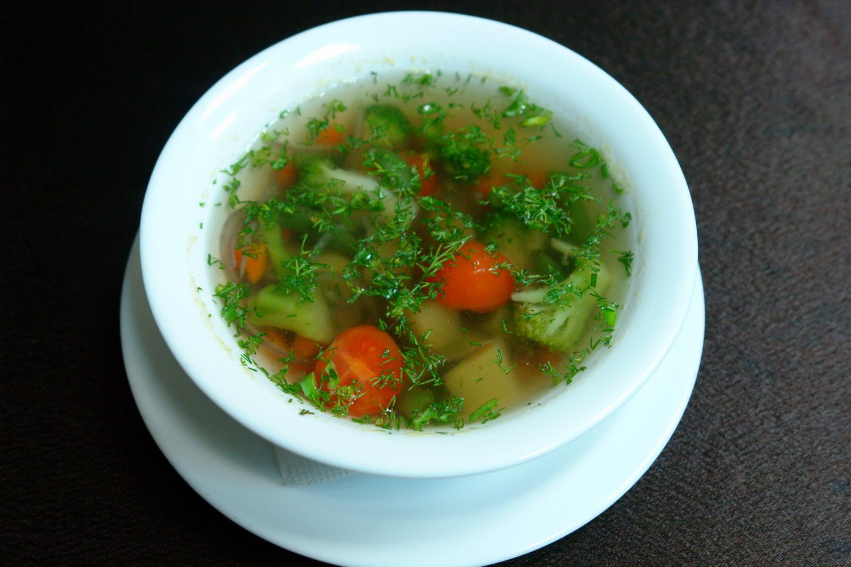 овощные супы без мяса рецепты с фото ему все