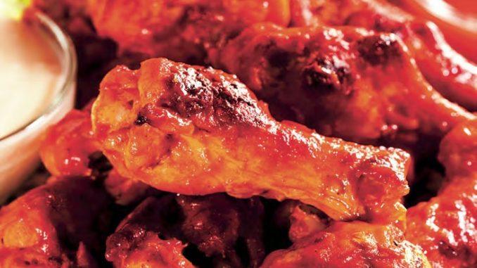 Запеченные куриные голени с чесноком