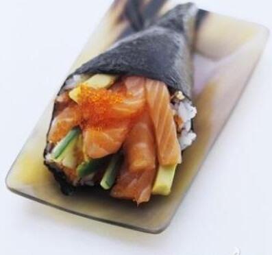 Темаки-суши в западном стиле