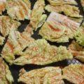Капустные чипсы