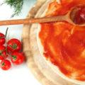 Тонкое тесто для пиццы с оливковым маслом