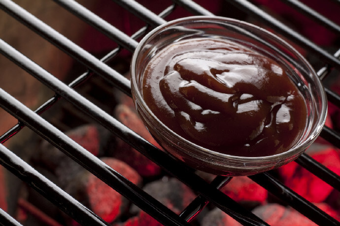 Домашний соус барбекю