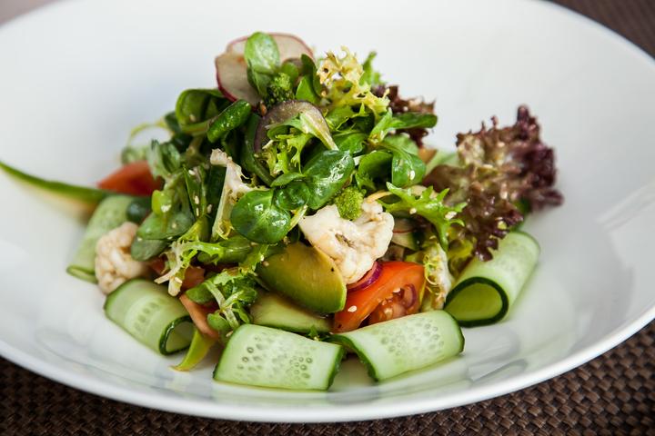 Salaty-Vegetarianskie