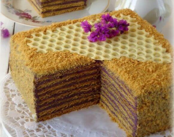 Торт «Кадриль»