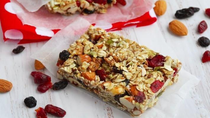 Печенье «Злаки-орешки»