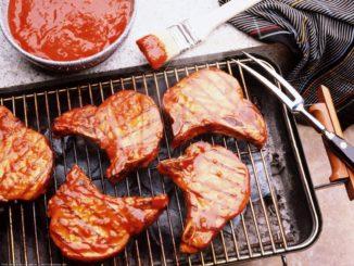 Популярные блюда барбекю
