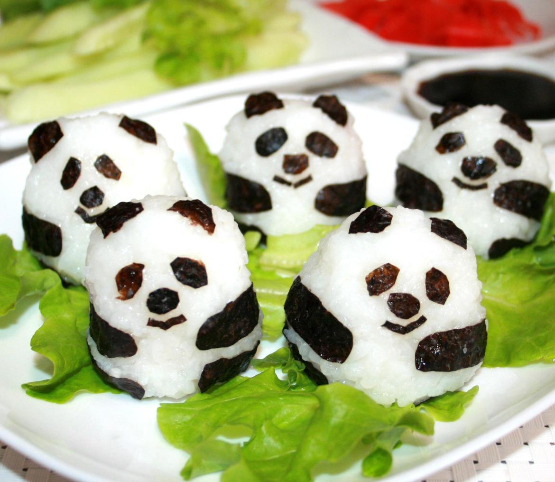 """Суши """"Веселые панды"""""""
